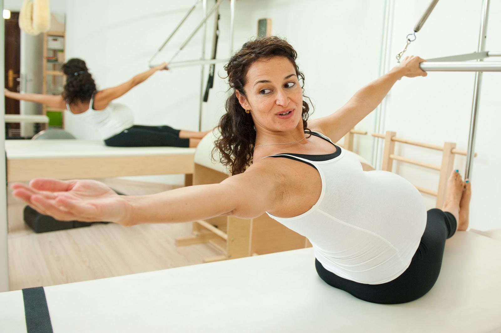 pilates grossesse a 1 - Home Inspiration Pilates Marbella